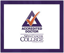 Accredited Doctor - Skin Cancer College